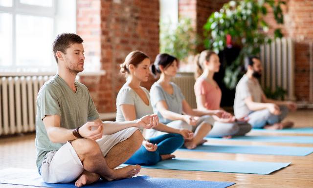 Meditation For Good Health